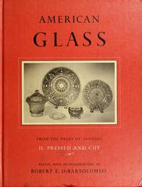 American Glass I. Blown and Moulded