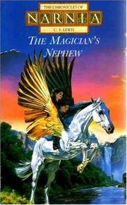 image of The Magician's Nephew (The Chronicles of Narnia #5)