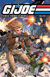 G.I. JOE: A Real American Hero, Vol. 21 - Special Missions