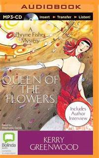 image of Queen of the Flowers (Phryne Fisher Mystery)