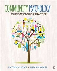 Community Psychology: Foundations for Practice