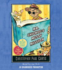 image of Mr. Chickee's Messy Mission