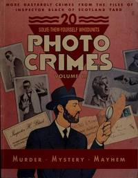 Scotland Yard Photo Crimes from the Files of Inspector Black : Photo Crimes Volume Two