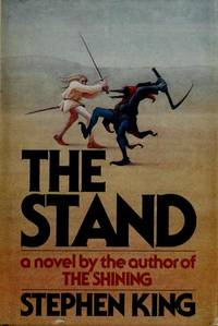 STAND by  Stephen King - 1st - 1978 - from Cobblestone books and Biblio.com