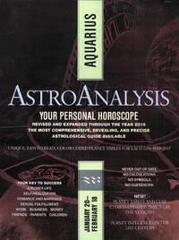 AstroAnalysis : Aquarius  Your Personal Horoscope(AstroAnalysis Horoscopes)