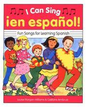 I Can Sing (en espanol) by  Gaetane  Louise; Armbrust - Hardcover - from CambridgeBookstore and Biblio.co.uk