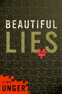 Beautiful Lies SIGNED in SILVER INK