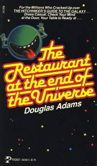 image of The Restaurant at the end of the Universe (Hitch-Hikers Guide to the Galaxy, No. 2)