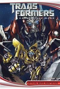 Transformers: Dark of the Moon Volume 3