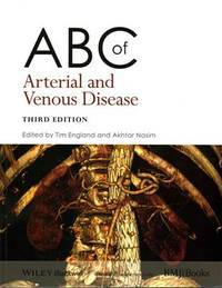 ABC OF ARTERIAL AND VENOUS DISEASE 3ED (PB 2015)