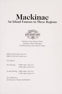 Mackinac Island an Island Famous In These Regions