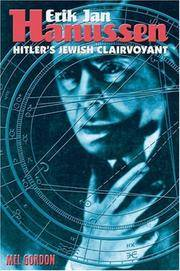image of Erik Jan Hanussen : Hitler's Jewish Clairvoyant