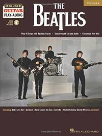 image of The Beatles: Deluxe Guitar Play-along, Downloadable Audio: Vol 4