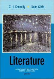 Literature: An Introduction to Fiction, Poetry, and Drama (8th Edition)