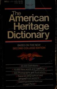 AMERICAN HERITAGE DI by American Heritage - Paperback - June 1987 - from Rediscovered Books (SKU: 214873)