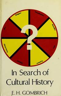 image of In Search of Cultural History (Philip Maurice Deneke Lecture)