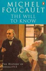 Will To Knowledge