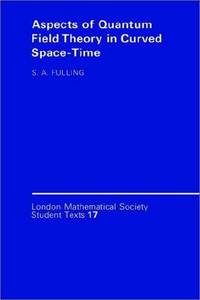 Aspects of Quantum Field Theory in Curved-Space Time