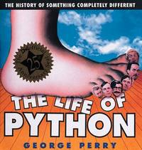 image of The Life of Python: The History of Something Completely Different