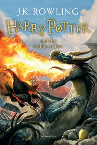 image of HARRY POTTER AND THE GOBLET OF FIRE (NC)