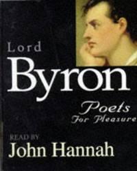 Lord Byron: Poets for Pleasure