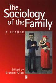 Sociology of the Family: A Reader
