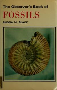 The Observer's book of Fossils (The Observer's pocket series) - w/ Dust Jacket!
