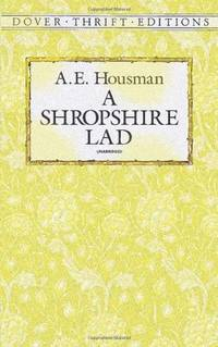 AShropshire Lad by Housman, A. E. ( Author ) ON Mar-18-1991, Paperback