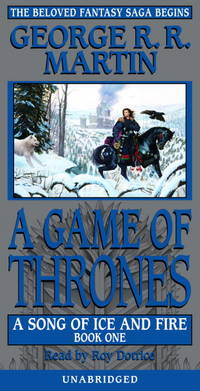 image of A Game of Thrones (A Song of Ice and Fire)