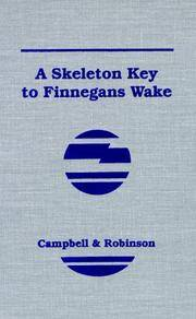 image of A Skeleton Key to Finnegans Wake