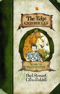 Edge Chronicles 1: Beyond the Deepwoods (The Edge Chronicles) [Deckle Edge]