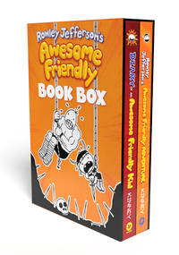 image of Diary of a Wimpy Kid: Awesome Friendly Box