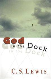 image of God in the Dock: Essays on Theology and Ethics