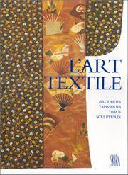 L'art textile by  Thomas Michel - Hardcover - 1996 - from A Good Read and Biblio.com