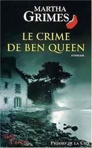 image of Le crime de Ben Queen (Sang d'encre) (French Edition)