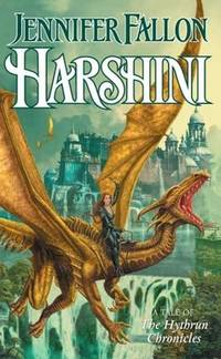 Harshini - Hythrun Chronicles vol. 3