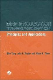 Map Projection Transformation. CRC Press. 1999.