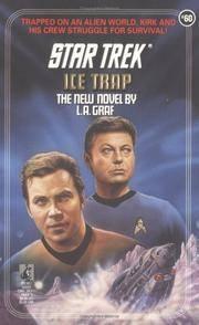 Ice Trap (Star Trek, Book 60)