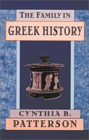 image of The Family in Greek History