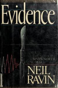 EVIDENCE by Ravin - First Edition - 1987 - from The John Bale Book Co and Biblio.com