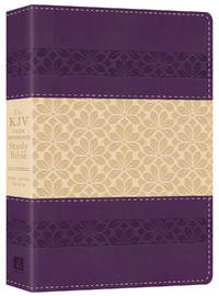 The KJV Cross Reference Study Bible feminine