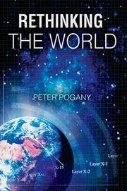Rethinking the World by  Peter Pogany - Hardcover - 2006-09-25 - from BookSupply (SKU: BLK400551929)