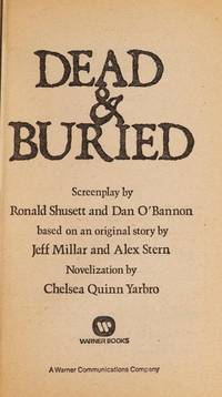Dead and Buried by Chelsea Quinn Yarbro - Paperback - August 1980 - from The Book Nook (SKU: 470047)