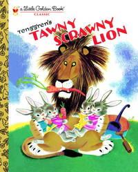 image of Tawny Scrawny Lion (Little Golden Book)
