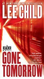 image of Gone Tomorrow (Jack Reacher)