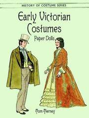 Early Victorian Costumes Paper Dolls (History of Costume)