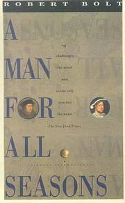 image of A Man For All Seasons (Turtleback School & Library Binding Edition)