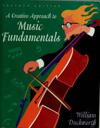 image of A Creative Approach to Music Fundamentals (Book_CD)