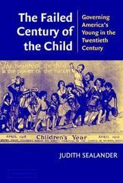 THE FAILED CENTURY OF THE CHILD (PB 2003)