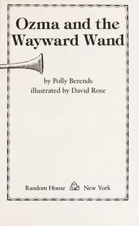 Ozma and the Wayward Wand